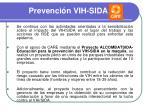 prevenci n vih sida