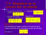 7 4 resonancia en un circuito rlc en alterna