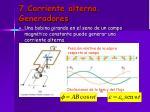 7 corriente alterna generadores