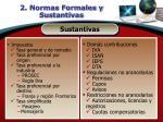 2 normas formales y sustantivas14