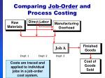 comparing job order and process costing9