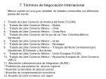 7 t rminos de negociaci n internacional