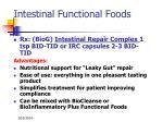intestinal functional foods