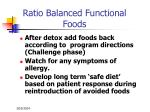 ratio balanced functional foods95