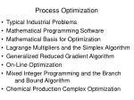 process optimization2