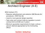 architect engineer a e27