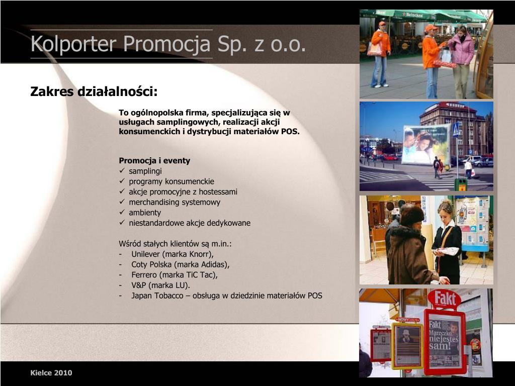 Kolporter Promocja Sp. z o.o.