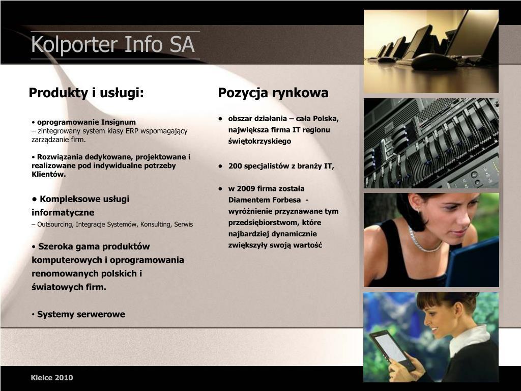 Kolporter Info SA