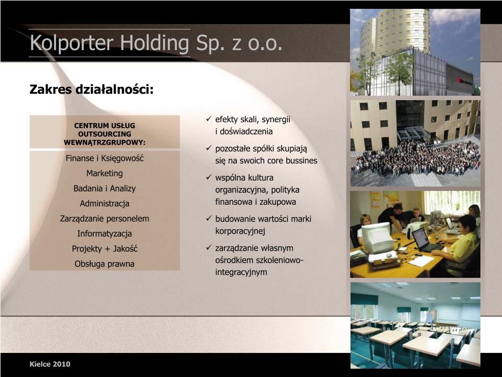 Kolporter Holding Sp. z o.o.