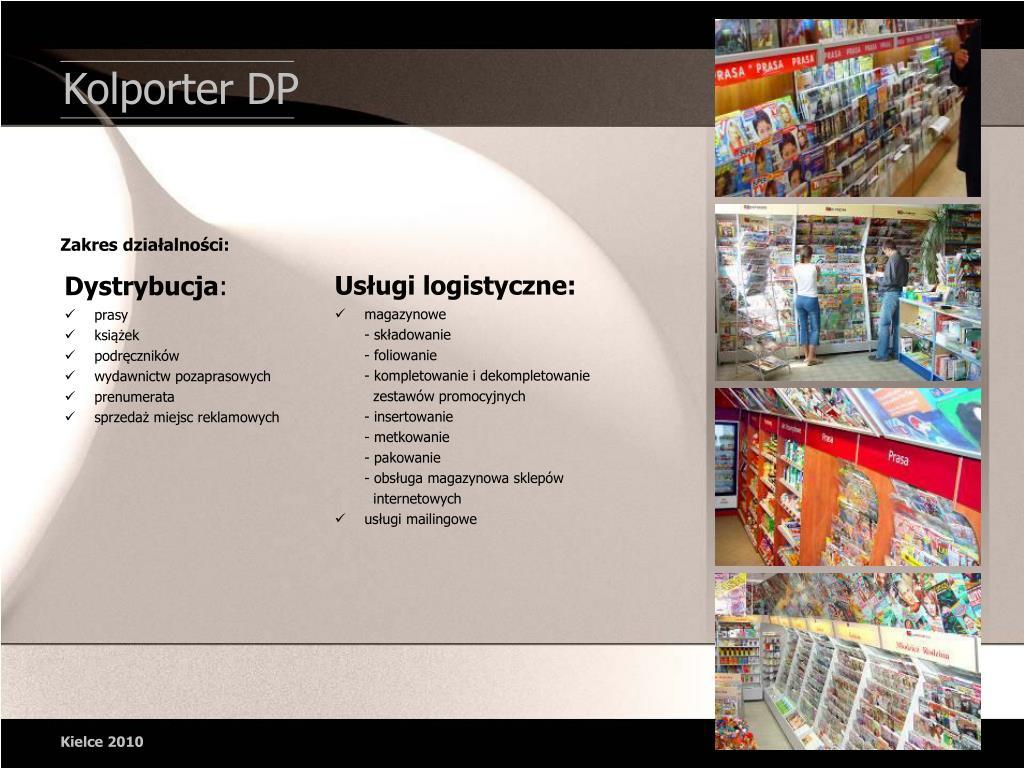 Kolporter DP