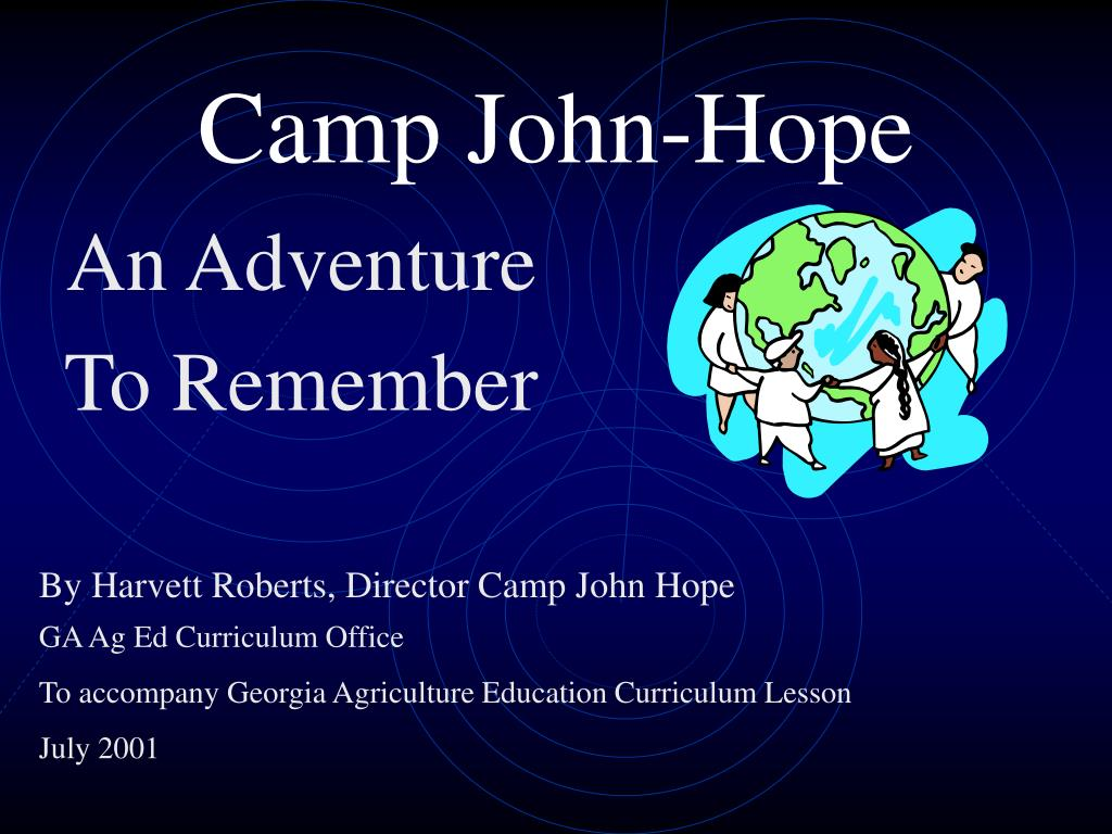 camp john hope l.