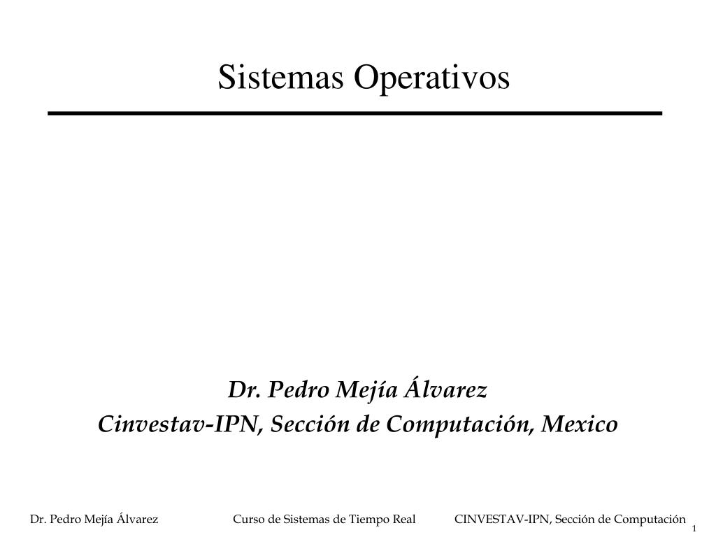 sistemas operativos l.