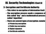 iii security technologies cont d18