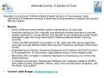 alameda county a system of care