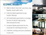 iconic studio s