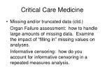 critical care medicine7