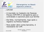 estrangeiros no brasil aspectos pr ticos17