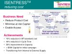 isentress tm reducing cost