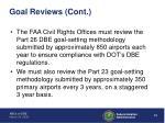 goal reviews cont12