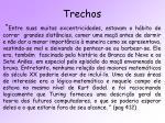 trechos