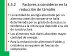 3 5 2 factores a considerar en la reducci n de tama o8
