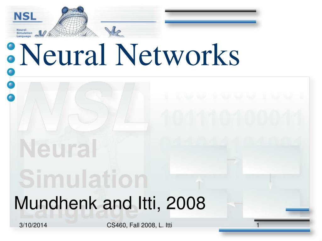 neural networks l.