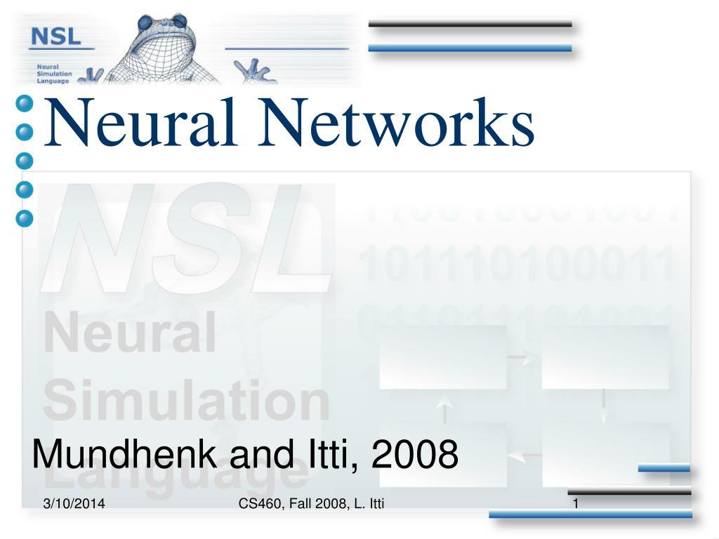neural networks l.