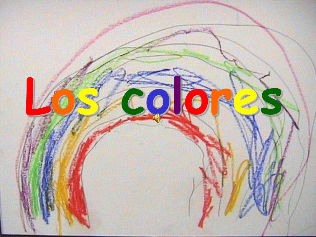 los colores l.