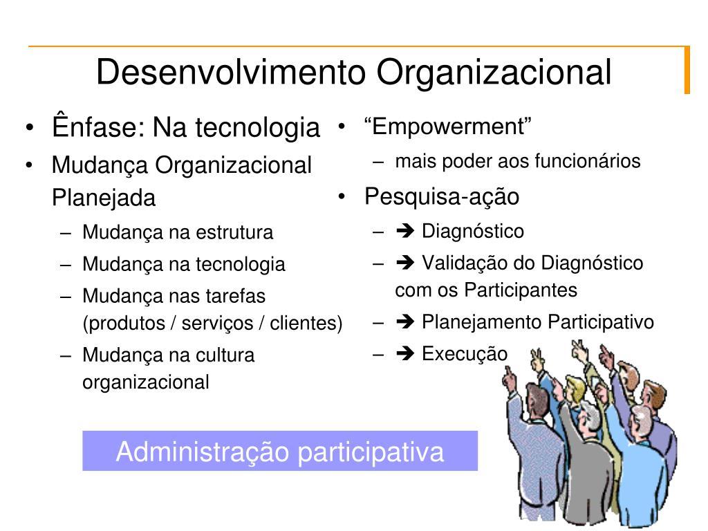 Administração participativa