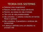 teoria dos sistemas23