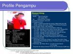 profile pengampu