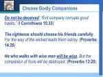 choose godly companions16