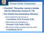 choose godly companions17