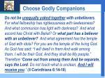choose godly companions19
