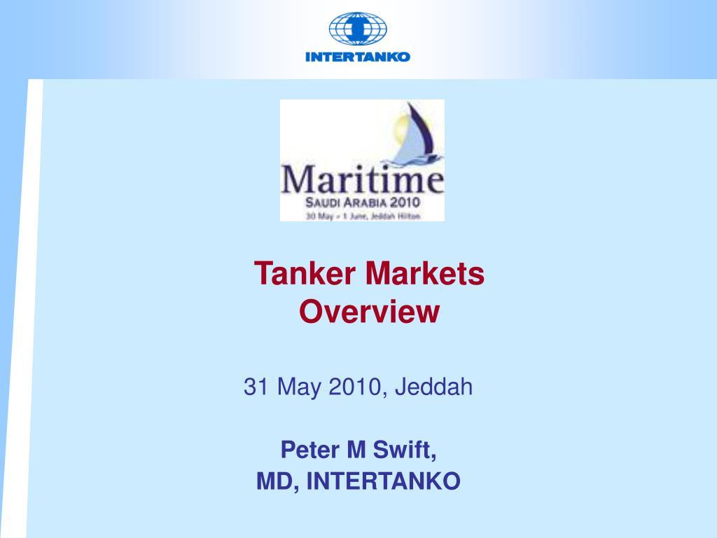 tanker markets overview l.