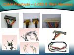 cable products lvds wire harness