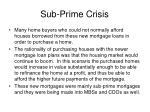 sub prime crisis17