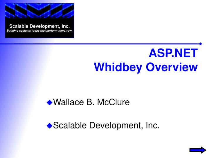 wallace b mcclure scalable development inc n.