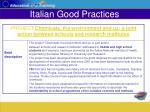 italian good practices13