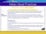 italian good practices30