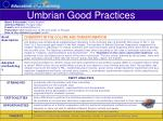 umbrian good practices37