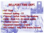 bellport fire dept