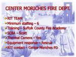 center moriches fire dept