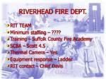 riverhead fire dept