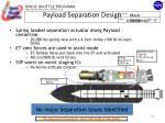 payload separation design