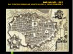 torino nel 1682 dal theatrum sabaudiae voluto dal duca carlo emanuele ii