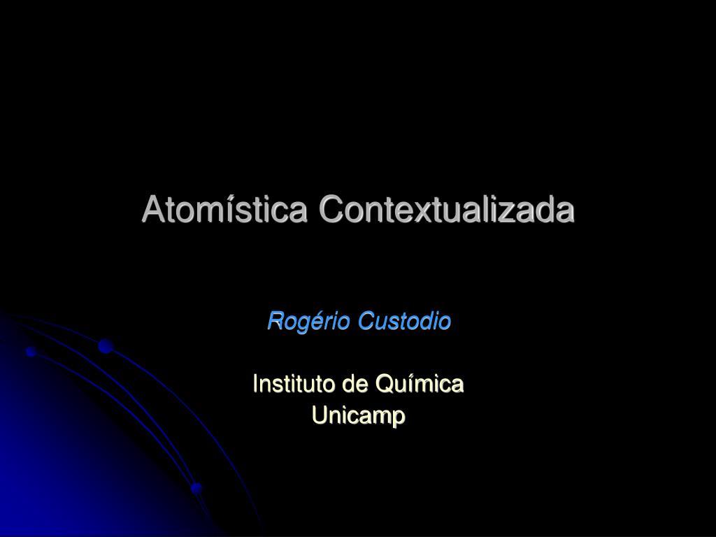 atom stica contextualizada l.