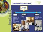cuidados paliativos no chln