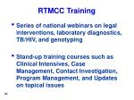 rtmcc training