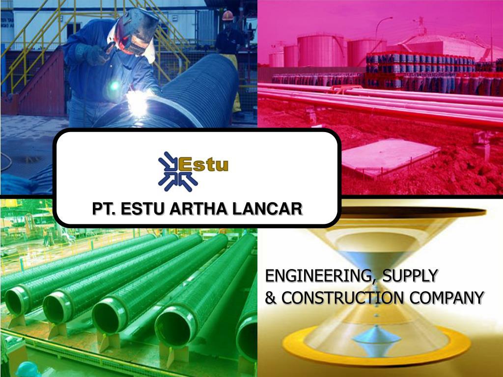 engineering supply construction company